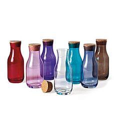 Glass Carafe – Violet | Serena & Lily