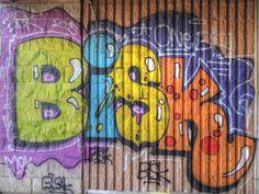 Street art Le Républicain à Évry - Graff en couleur 20160219067