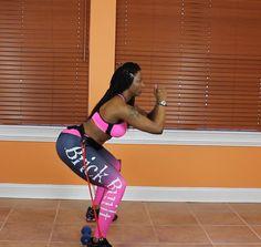 Brick Built Squat Belt   Weight Lifting Belt for Women - http://brickbuilt.com