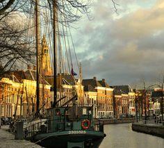 Binnenstad-West   Groningen, The Netherlands #мор #столица