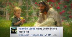 15 imagens mostrando que Jesus era mesmo Manero