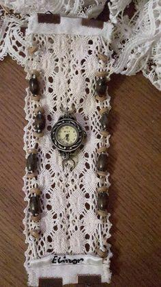 ElinorHandmade / Unique Vintage Lady's Watch