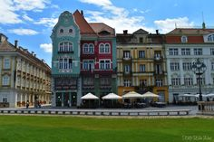 This Quick Guide to Timisoara has everything you need to know about visiting this Romanian city - including where to stay, what to see and where to eat! Romania, Europe, Mansions, Country, House Styles, City, World, Travel, Chess