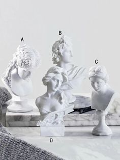 To find out about the Artist Statue Decorative Object at SHEIN, part of our latest Frames & Displays ready to shop online today! Trendy Home Decor, Affordable Home Decor, Decorative Objects, Decorative Pillows, Statues, Decorative Night Lights, Metal Candle Holders, Abstract Faces, Frame Display