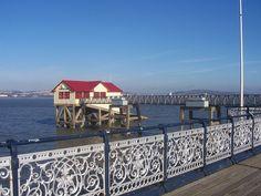 Mumbles Pier by alexliivet, via Flickr