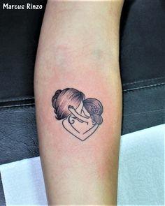 Placement next tatt ideas mommy tattoos, tattoos и mom daughter tattoos. Maori Tattoos, Tattoos Bein, Mommy Tattoos, Mother Tattoos, Baby Tattoos, Body Art Tattoos, Tattoos For Guys, Tatoos, Mom Daughter Tattoos