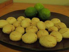 Aprenda a preparar a receita de Biscoito de Limão Fácil Gostoso