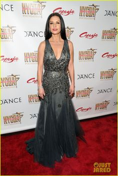Catherine Zeta-Jones at NYCDA Galla!