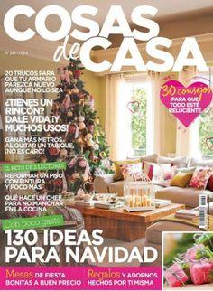 Cosas de casa | Diciembre 2016 | 130 ideas para Navidad...