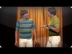 Will Ferrell and Jimmy Fallon Fight Over Tight Pants - Late Night with Jimmy Fallon (5/10/12)