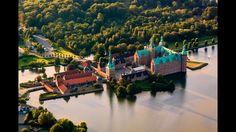 Замок Фредериксборг.