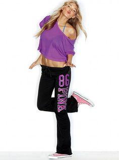 University Pant - Victoria's Secret Pink® - Victoria's Secret