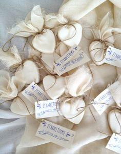Σαπούνι καρδιά για γάμο :: zanina