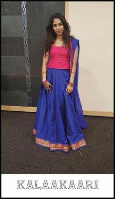 f35bde6ac Traditional Skirts, Sharara, Anarkali Dress, Half Saree, Skirt Fashion, Party  Wear, Sarees, Party Clothes, Party Dresses