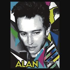 Depeche Mode Shirt - Alan Wilder