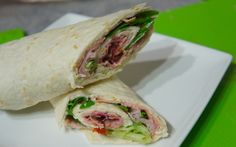Snelle lunchtip: wraps