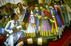 Queen of Sheba Ethiopia | ... HEROES: THE QUEEN OF SHEBA: King Solomon receives the Queen of Sheba
