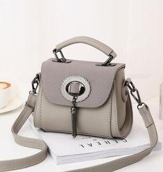 10e34ca27695 Exquisite Mirror Tassels Design Crossbody Bag