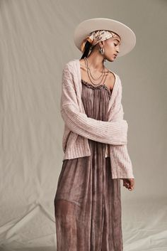 Baby Doll Maxi Dress | Free People Cord Trousers, Cashmere Dress, Vintage Gypsy, Layered Fashion, Coat Dress, Free People Dress, Dresses For Sale, Lilac, Casual Dresses