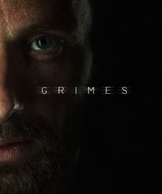 Rick Grimes. Andrew Lincoln. The Walking Dead.