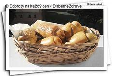 Recept Šunkové rolky - Naše Dobroty na každý den   Recepty online Thing 1, Chorizo, Wicker Baskets, Picnic, Picnics, Woven Baskets