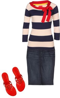 """""""Lets go sailing"""" by dena455 ❤ liked on Polyvore"""