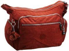 Kipling GABBIE K15255, Damen Schultertaschen, Rot (Brick 123), 19x30x36 cm (B x H x T): Amazon.de: Schuhe & Handtaschen
