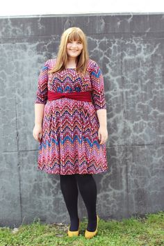 IGIGI Dress | Plus Size Outfit on kathastrophal.de