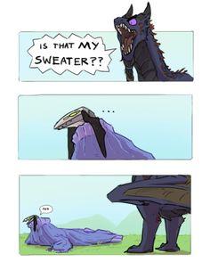 Dnd Funny, Funny Cute, Hilarious, Dragon Comic, Dragon Art, Funny Animal Memes, Stupid Funny Memes, Funny Stuff, Cute Comics