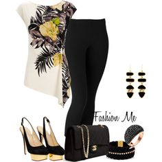 """Fashion Me"" by afsanerf250 on Polyvore"
