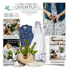 """""""Choose Your Own Adventure"""" by thewondersoffashion ❤ liked on Polyvore"""