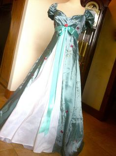Enchanted Giselle costume dress by SoSoHippo on Etsy, $180.00