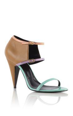 Sharplines Sandal by Pierre Hardy - Moda Operandi