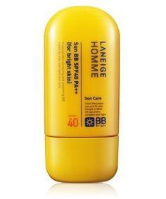 Laneige Homme Sun BB PA Bright Skin for sale online Skin Whitening Soap, Sun Lotion, Laneige, Bright Skin, Uneven Skin Tone, Dull Skin, Natural Skin Care, Beauty Skin, Pole Dancing