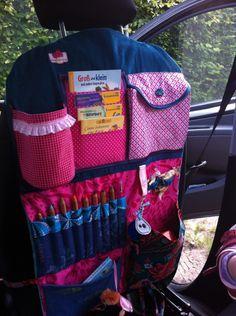 Baby Flight Tracker Utensilo/ Organizer Auto Feuchttücher Unterwegs Taschentücher Kind