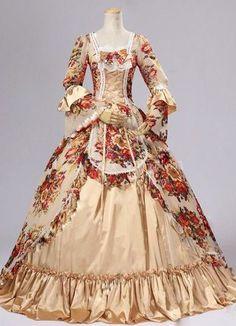 Картинки по запросу платье в стиле «рококо»