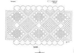 patrones de bolsos de encaje de bolillos - Buscar con Google