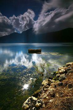 Lake Batur Bali