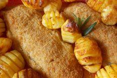Ryba z piekarnika pieczona w panierce -Almanka w kuchni i… French Toast, Food And Drink, Bread, Breakfast, Morning Coffee, Brot, Baking, Breads, Buns