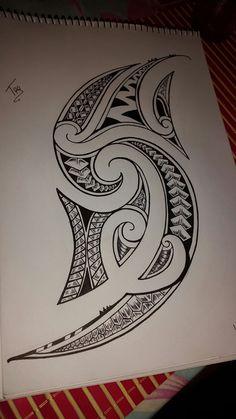 Maori Tattoos, Polynesian Tribal Tattoos, Hawaiianisches Tattoo, Polynesian Art, Samoan Tattoo, Body Art Tattoos, Hand Tattoos, Small Tattoos, Sleeve Tattoos