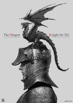 ArtStation - The Dragon Knight for XG, mist XG