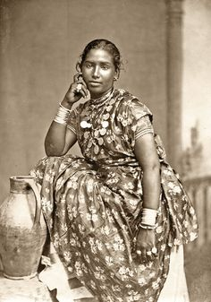 Indian immigrant women in the Caribbean