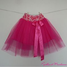 For her birthday- Tina Little Girl Fashion, Kids Fashion, Jupe Tulle Rose, Toddler Outfits, Kids Outfits, How To Make Tutu, African Lace Dresses, Dress Up, Flower Girl Dresses
