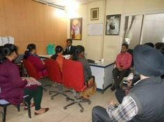 The Students' Welfare Society, Sangrur conducted orientation sessions with candidates who have secured jobs through Umeed/AR Jobs placement services. The youth were briefed about the companies they were joining, their job profile and responsibilities.