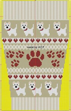 Thrilling Designing Your Own Cross Stitch Embroidery Patterns Ideas. Exhilarating Designing Your Own Cross Stitch Embroidery Patterns Ideas. Fair Isle Knitting Patterns, Knitting Charts, Knitting Stitches, Baby Knitting, Free Knitting, Vintage Knitting, Motif Fair Isle, Fair Isle Chart, Fair Isle Pattern
