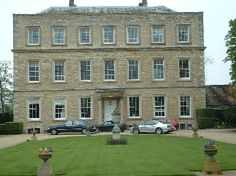 Midsomer Murders locations - Grand Houses (2), Oxfordshire
