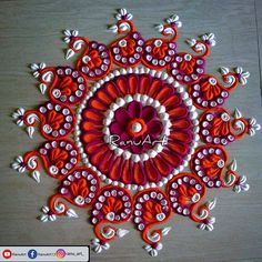 #RanuArt #diwalirangolilatest #latestmuggulu #traditionaltangoliart Easy Rangoli Designs Videos, Easy Rangoli Designs Diwali, Rangoli Designs Latest, Simple Rangoli Designs Images, Rangoli Designs Flower, Rangoli Border Designs, Rangoli Patterns, Colorful Rangoli Designs, Rangoli Ideas