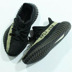0b101f590bf3e eBay  Sponsored LNWOB Adidas X Kanye West Yeezy B37572 Boost 350 Frozen  Yellow Zebra Sneakers 6