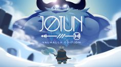 Fight your way to Valhalla in Jotun: Valhalla Edition   Calling all console warriors. Do you believe you have what it takes to enter the mighty gates of Valhalla? Your chance to try and best the giants called Jotun is quickly approaching.  You will play Thora a viking warrior who is granted a second chance to prove herself worthy of entry into Valhalla and her rightful place among the gods. Featuring breathtaking hand-drawn visuals and fast-paced action-adventure gameplay with…