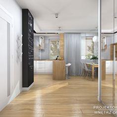Przedpokój i ściana z tablicówką Divider, Room, Furniture, Home Decor, Bedroom, Decoration Home, Room Decor, Rooms, Home Furnishings